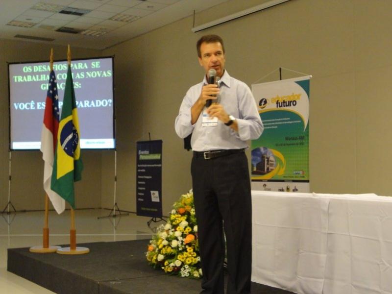 Congresso Internacional De Educação De Manaus Fotos Do
